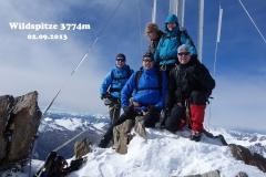 2013 Wildspitze